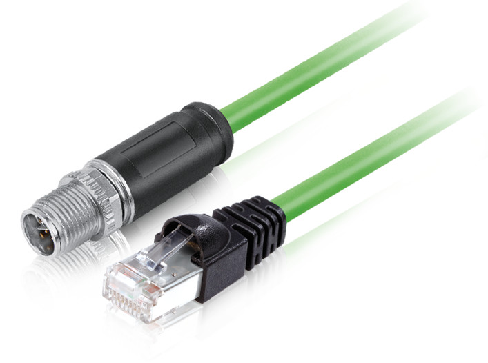 Industrial Ethernet Connectors and Cordsets - M12, PROFIBUS ...