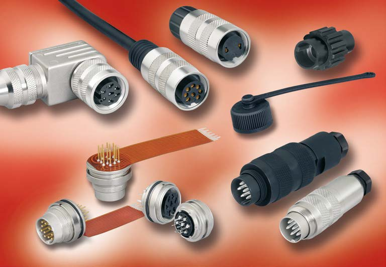 Series 425 Overmolded Cordsets with Series 423 Connectors
