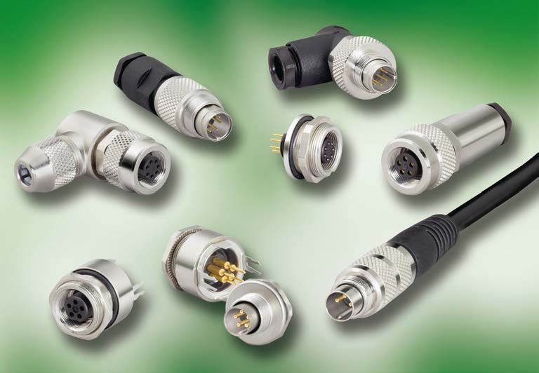 Series 702 - Single-Ended Cordsets with Series 711 Connectors, IP 67