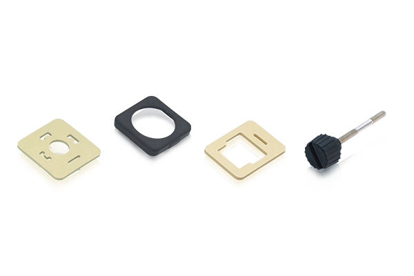 Solenoid Valve Connector Accessories
